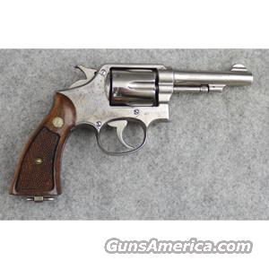 Smith & Wesson Military & Police Victory Model .38 Special C&R - GOOD  Guns