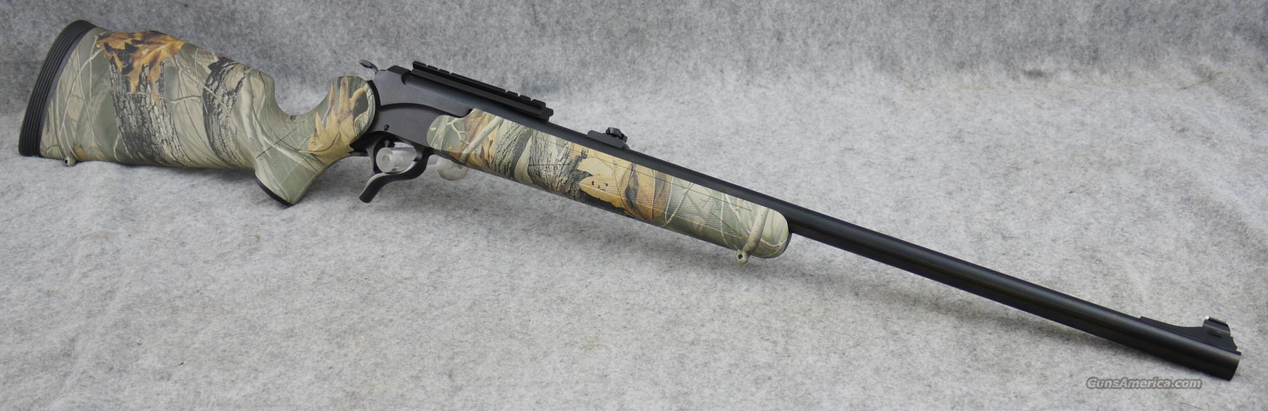"Thompson/Center Encore .280 Rem. 24"" Realtree Hardwoods - EXCELLENT  Guns"