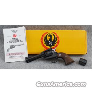 Ruger Super Single-Six Convertible .22 WMR/.22 LR - EXCELLENT  Guns