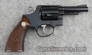 "INA Tiger .38 Special 3"" Blue - GOOD  Guns"