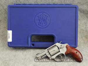 "Smith & Wesson 60-14 Lady Smith .357 Magnum 2"" - Good with box  Guns"