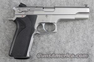 "Smith & Wesson 4506 Stainless .45 ACP 5"" - GOOD  Guns"