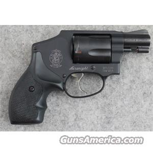 Smith & Wesson 442-2 Airweight .38 Special +P - VERY GOOD  Guns