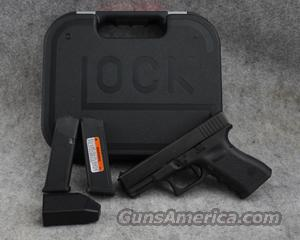 Glock 23 .40 S&W Pistol - Excellent in box  Guns