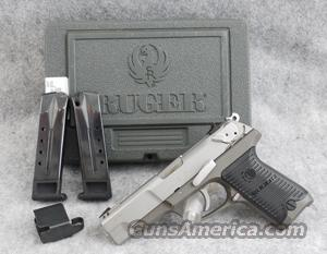 Ruger KP89 Stainless 9mm Luger - VERY GOOD in Box  Guns