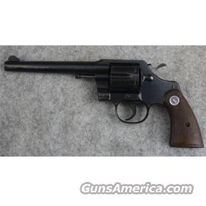 "Colt Official Police post-war .38 Special 6"" - USED IN VERY GOOD CONDITION!  Guns"