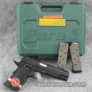 Para Ordnance Canada SSP  .45 ACP Laser Dot - EXCELLENT WITH BOX!  Guns