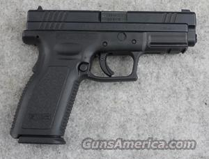 Springfield XD-9 9mm Luger XS Express Night Sights - EXCELLENT  Guns