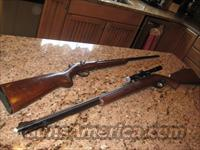 Glenfield 22 with scope  Guns > Rifles > Marlin Rifles > Modern > Bolt/Pump