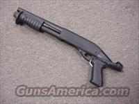 "Remington 870 MCS Breacher10"" 12GA Pistol Grip NEW   Guns > Shotguns > Class 3 Shotguns > Class 3 Any Other Weapon"