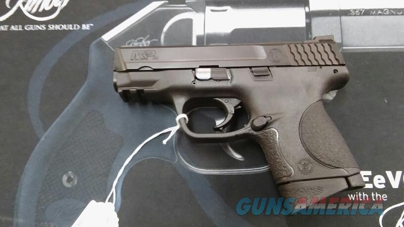 Smith & Wesson M&P9C 9MM NIB NO CC FEES  Guns > Pistols > Smith & Wesson Pistols - Autos > Polymer Frame