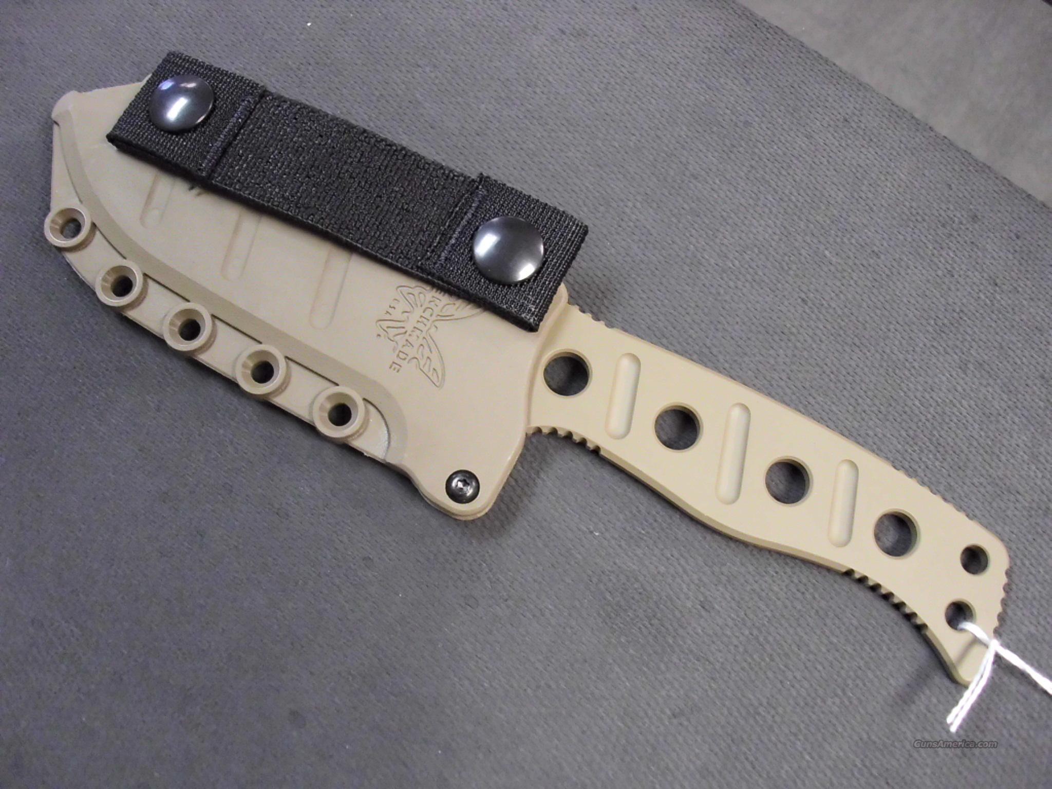 Benchmade 375SN Sibert, Fixed Adamas NEW  Non-Guns > Knives/Swords > Knives > Fixed Blade > Hand Made