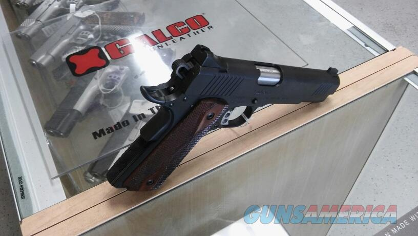KIMBER CUSTOM II WALNUT  NIB NO CC FEES  Guns > Pistols > Kimber of America Pistols