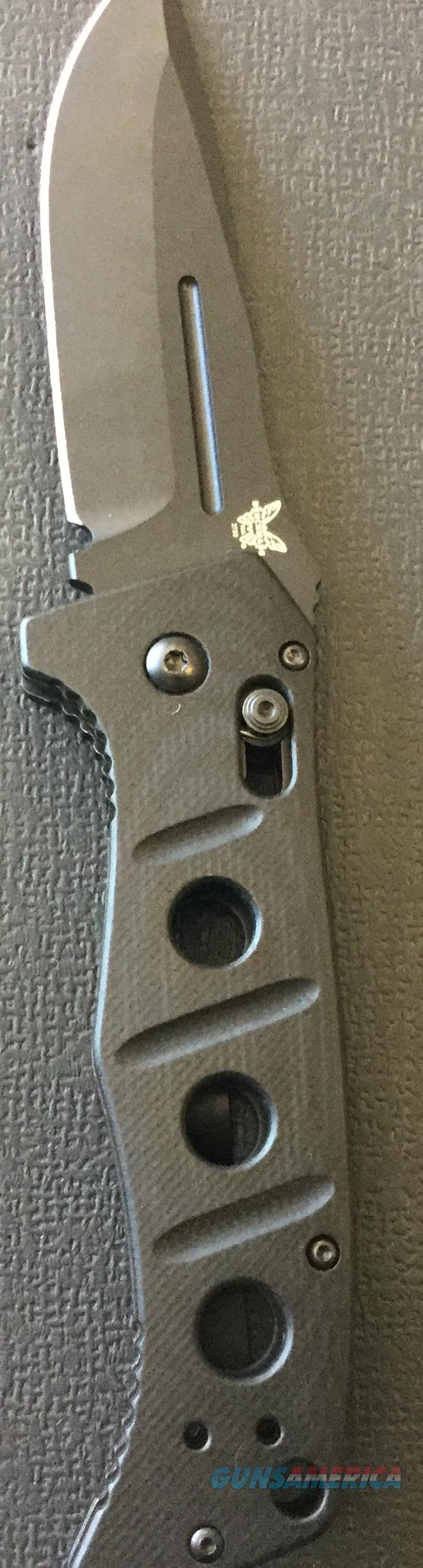 Benchmade 2750BK Adamas NIB NO CC FEES  Non-Guns > Knives/Swords > Knives > Folding Blade > Hand Made