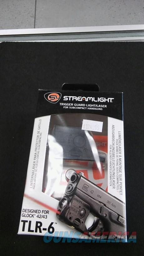 Stream Light TLR-6 NIB NO CC FEES  Non-Guns > Lights > Tactical
