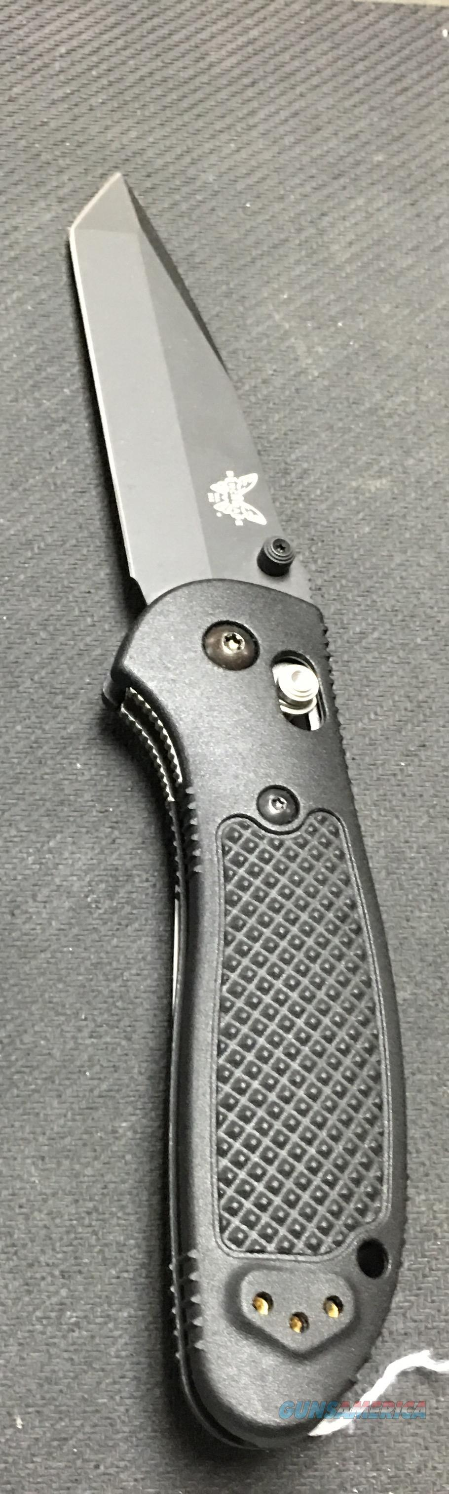 Benchmade 553BK Tanto Griptilian NIB NO CC FEES  Non-Guns > Knives/Swords > Knives > Folding Blade > Hand Made