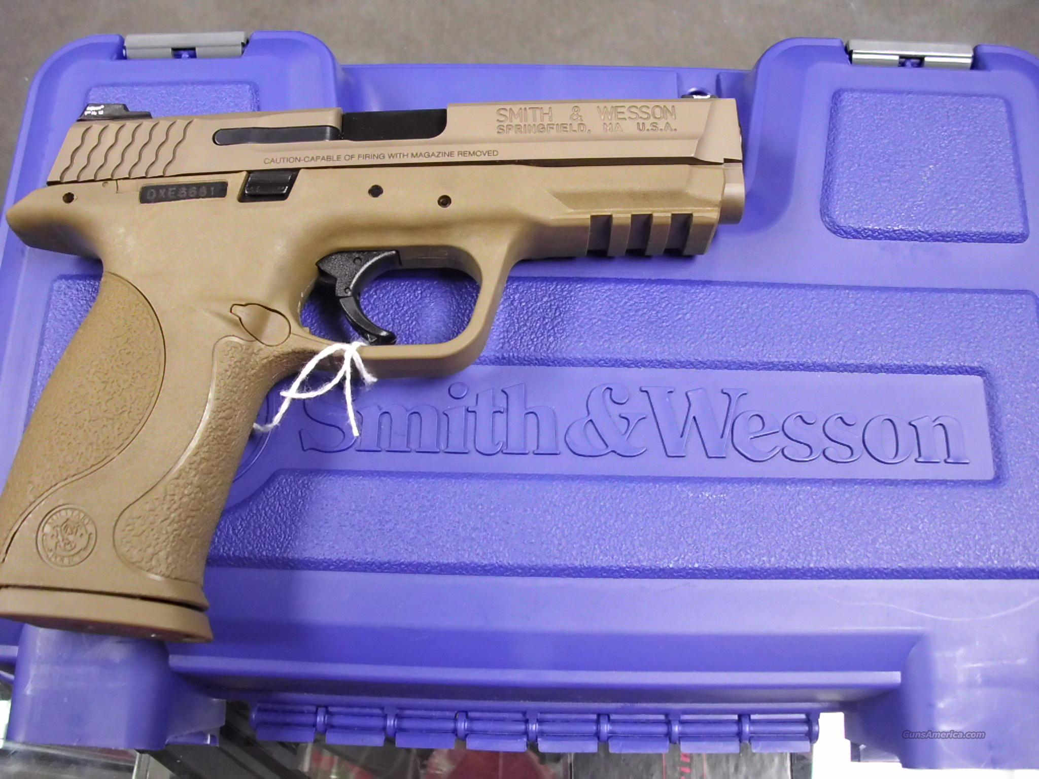 Smith & Wesson M&P9 VTac 9mm NEW  Guns > Pistols > Smith & Wesson Pistols - Autos > Polymer Frame