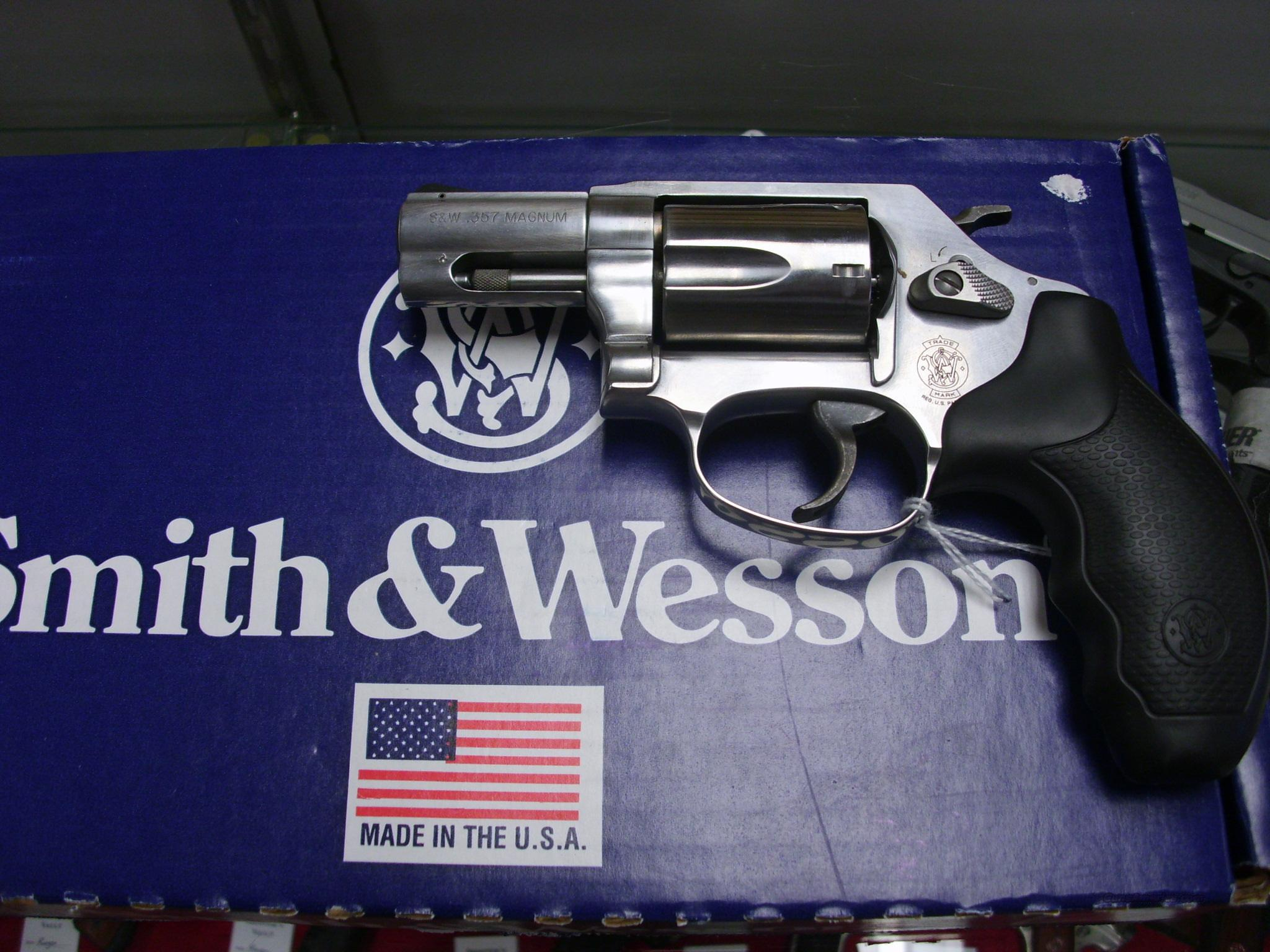 Smith & Wesson Model 60 357MAG NEW   Guns > Pistols > Smith & Wesson Revolvers > Pocket Pistols
