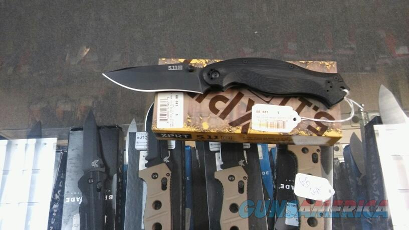 5.11 XPRT Folder Spear Point NIB NO CC FEES  Non-Guns > Knives/Swords > Knives > Folding Blade > Imported