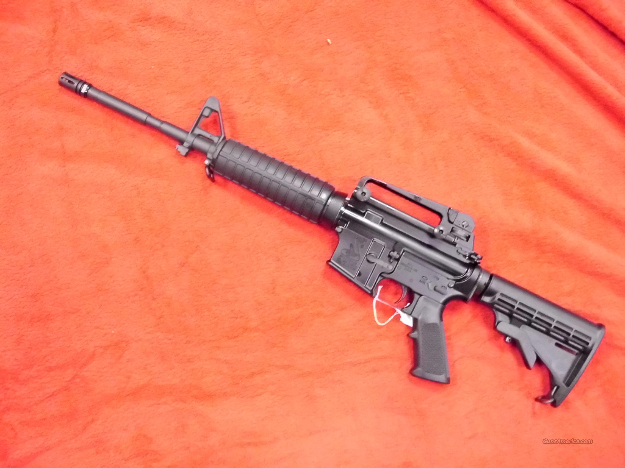 Bushmaster AR15 A3 Telef 16 M4 223 5.56 New For Sale