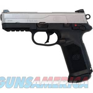 FNH FNX45 NIB NO CC FEES  Guns > Pistols > FNH - Fabrique Nationale (FN) Pistols > FNX