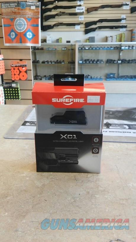 SureFire XC1 Ultra-Compact LED Handgun Light NIB NO CC FEES  Non-Guns > Lights > Surefire Flashlights