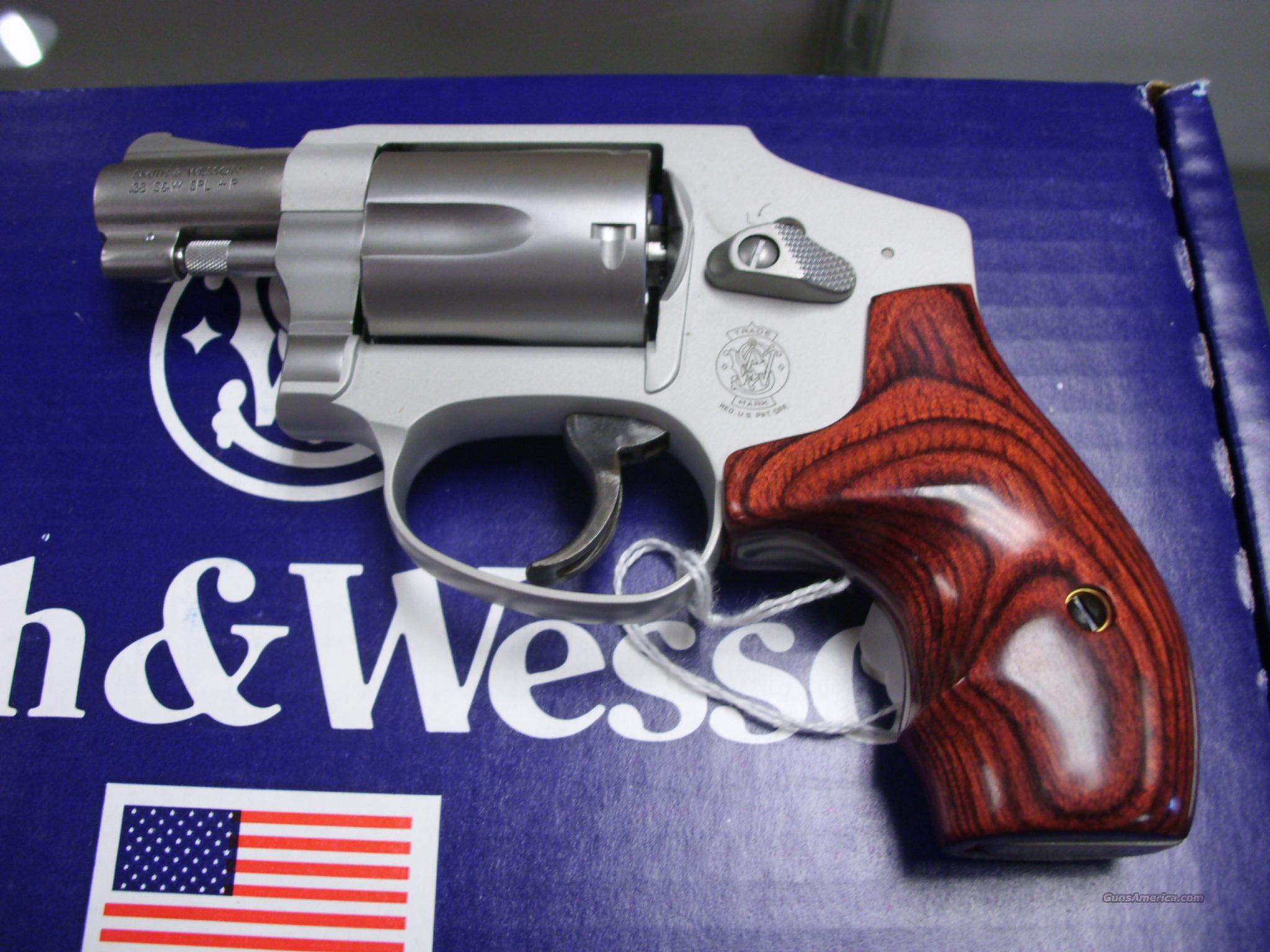 Smith & Wesson 642LS 38SPL NEW   Guns > Pistols > Smith & Wesson Revolvers > Pocket Pistols