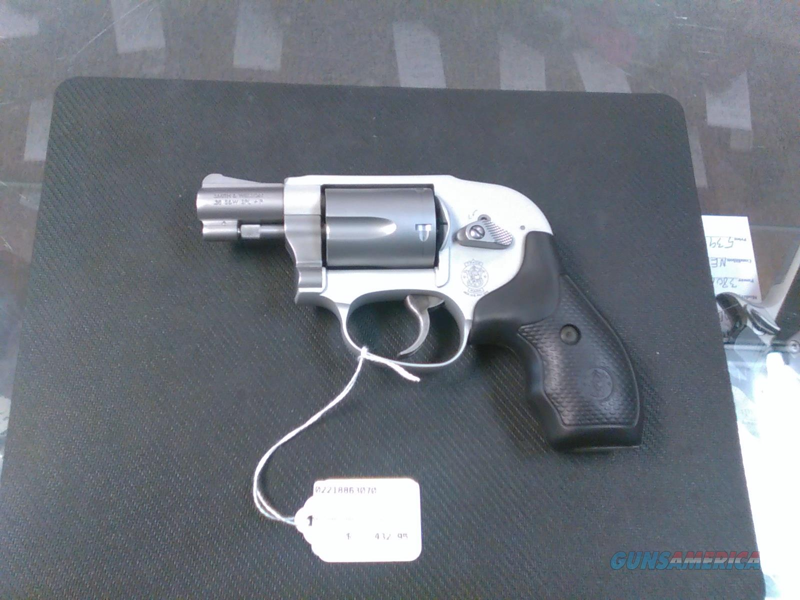Smith and Wesson 638 .38 SPL NO CC FEES         Guns > Pistols > Smith & Wesson Revolvers > Pocket Pistols