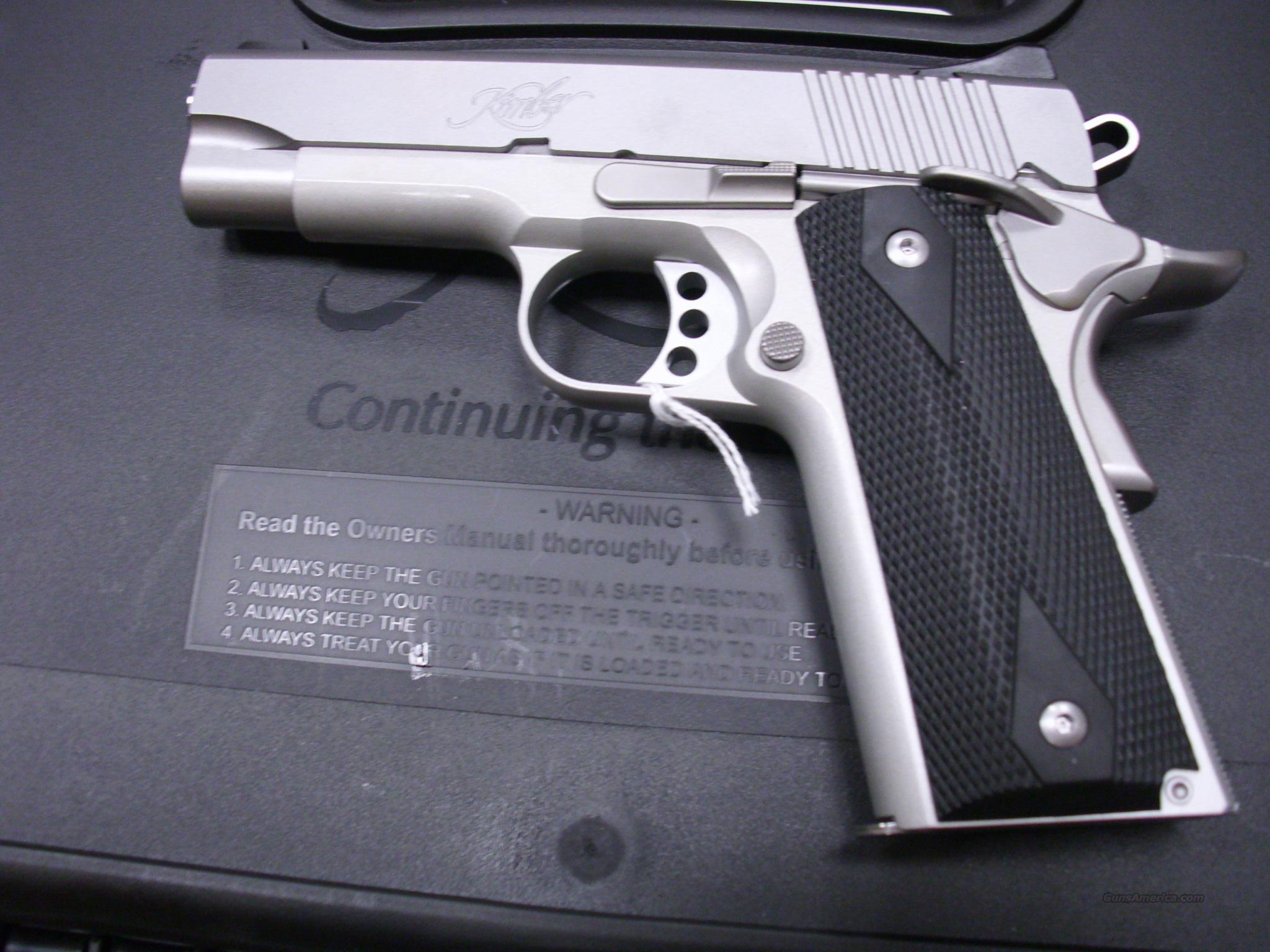 Kimber Pro Carry II 45ACP NEW  Guns > Pistols > Kimber of America Pistols