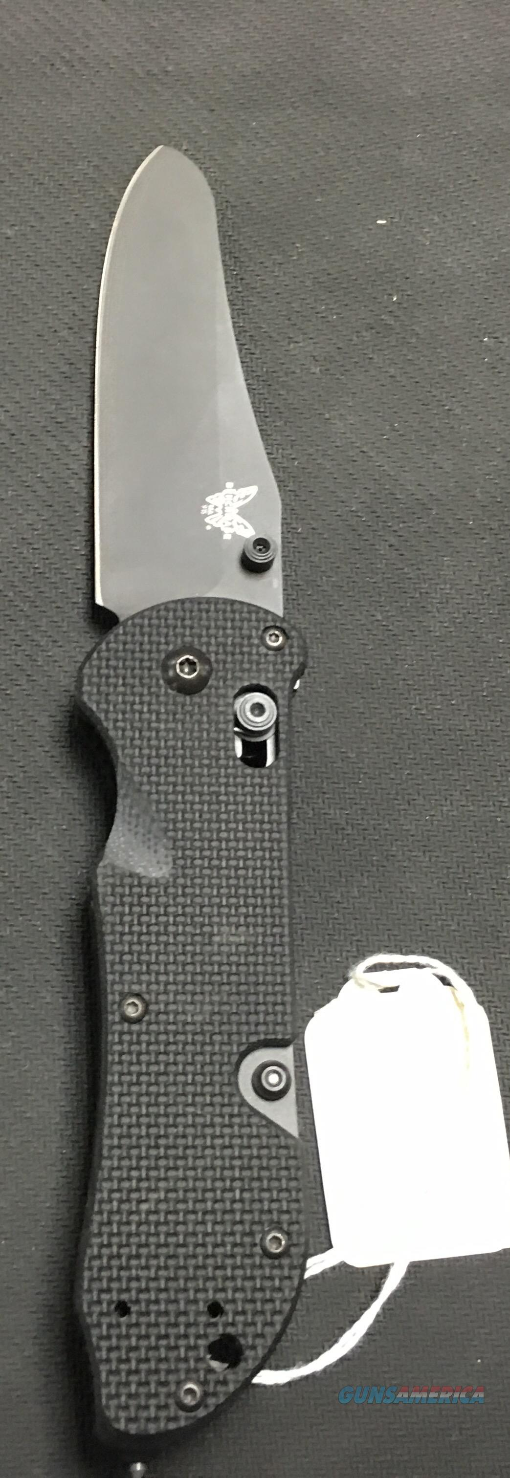 Benchmade 915BK Triage NIB NO CC FEES  Non-Guns > Knives/Swords > Knives > Folding Blade > Hand Made