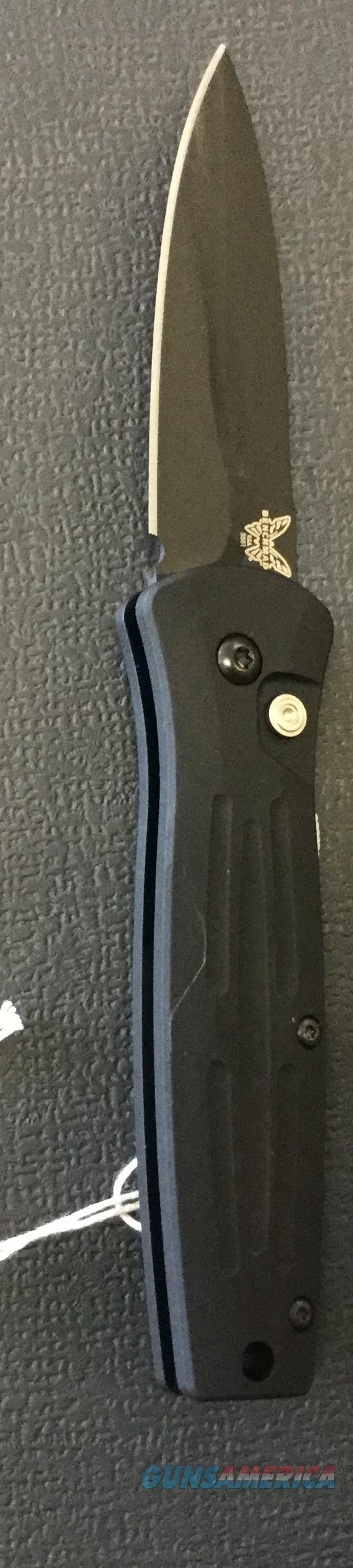 Benchmade 3551BK Pardue NIB NO CC FEES  Non-Guns > Knives/Swords > Knives > Folding Blade > Hand Made