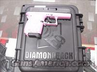 Diamondback 9 9mm Pink and Black NEW  Guns > Pistols > D Misc Pistols