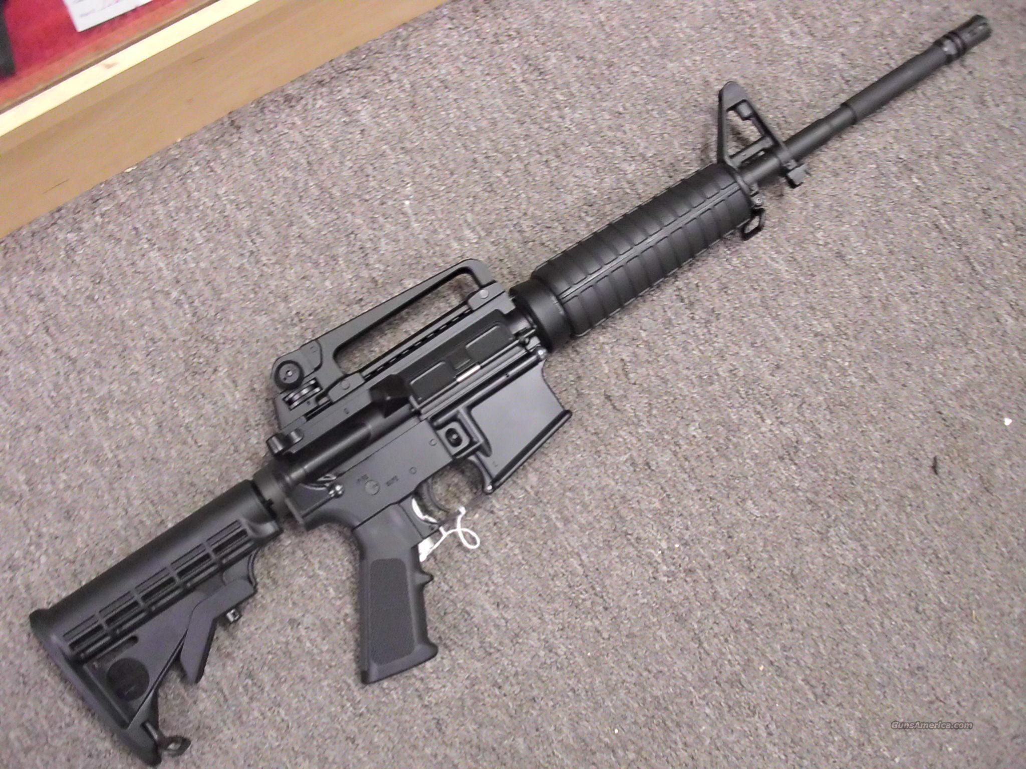 Bushmaster A3 Telef 16 M4 AR 15 5.56 NEW AR15 For Sale