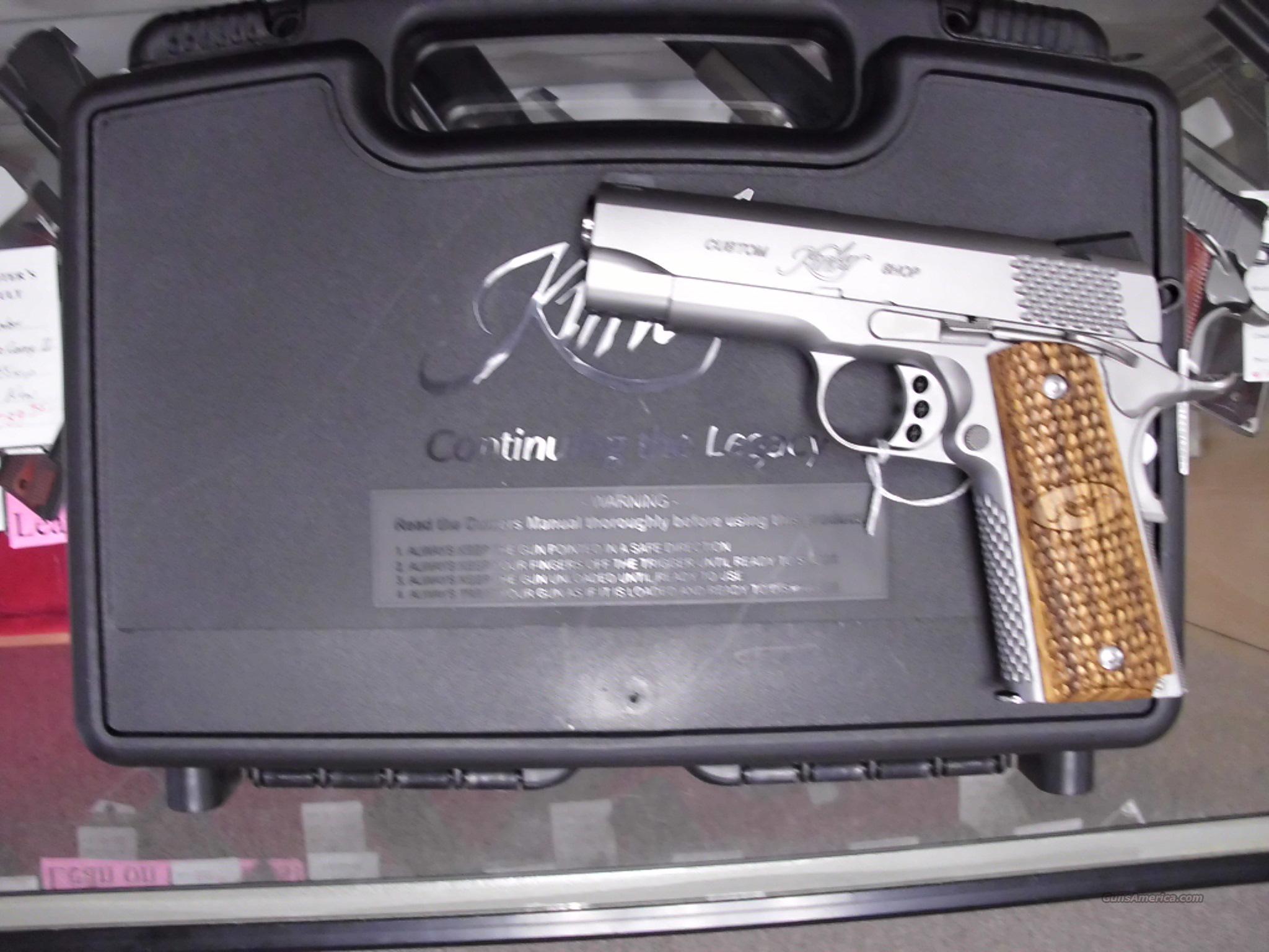 Kimber STS Pro Raptor II 45ACP NEW   Guns > Pistols > Kimber of America Pistols