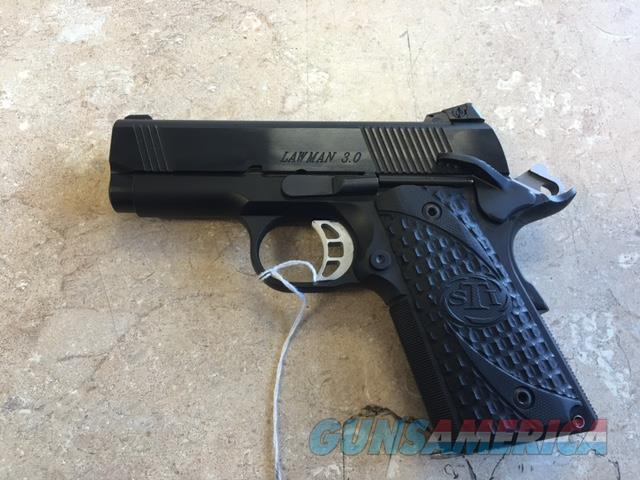 STI Lawman 3.0 9mm BLK/BLK NO CC FEES  Guns > Pistols > STI Pistols