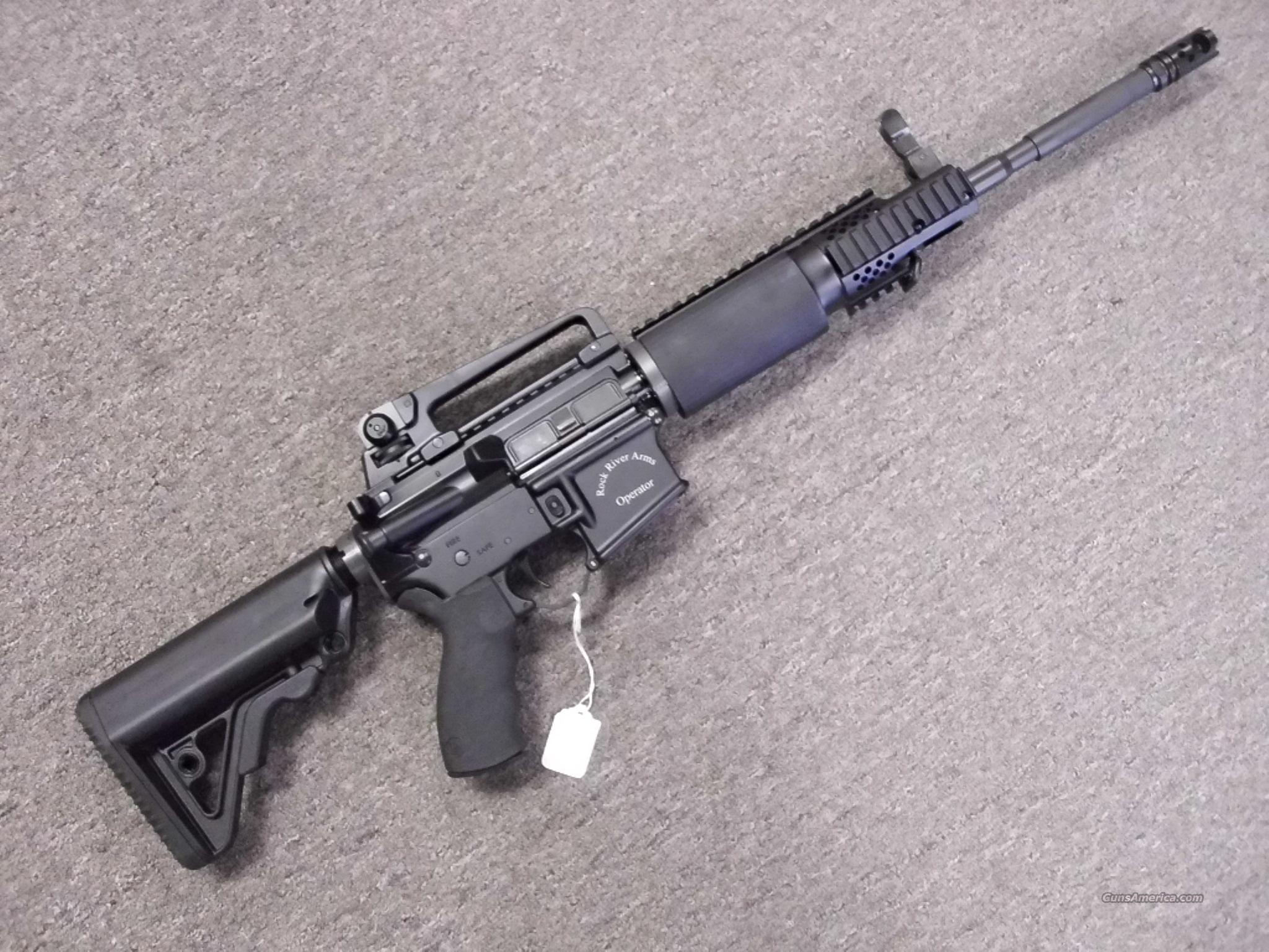 Rock River Arms Entry Operator 2 w/A2 Carry Handle New  Guns > Rifles > Rock River Arms Rifles