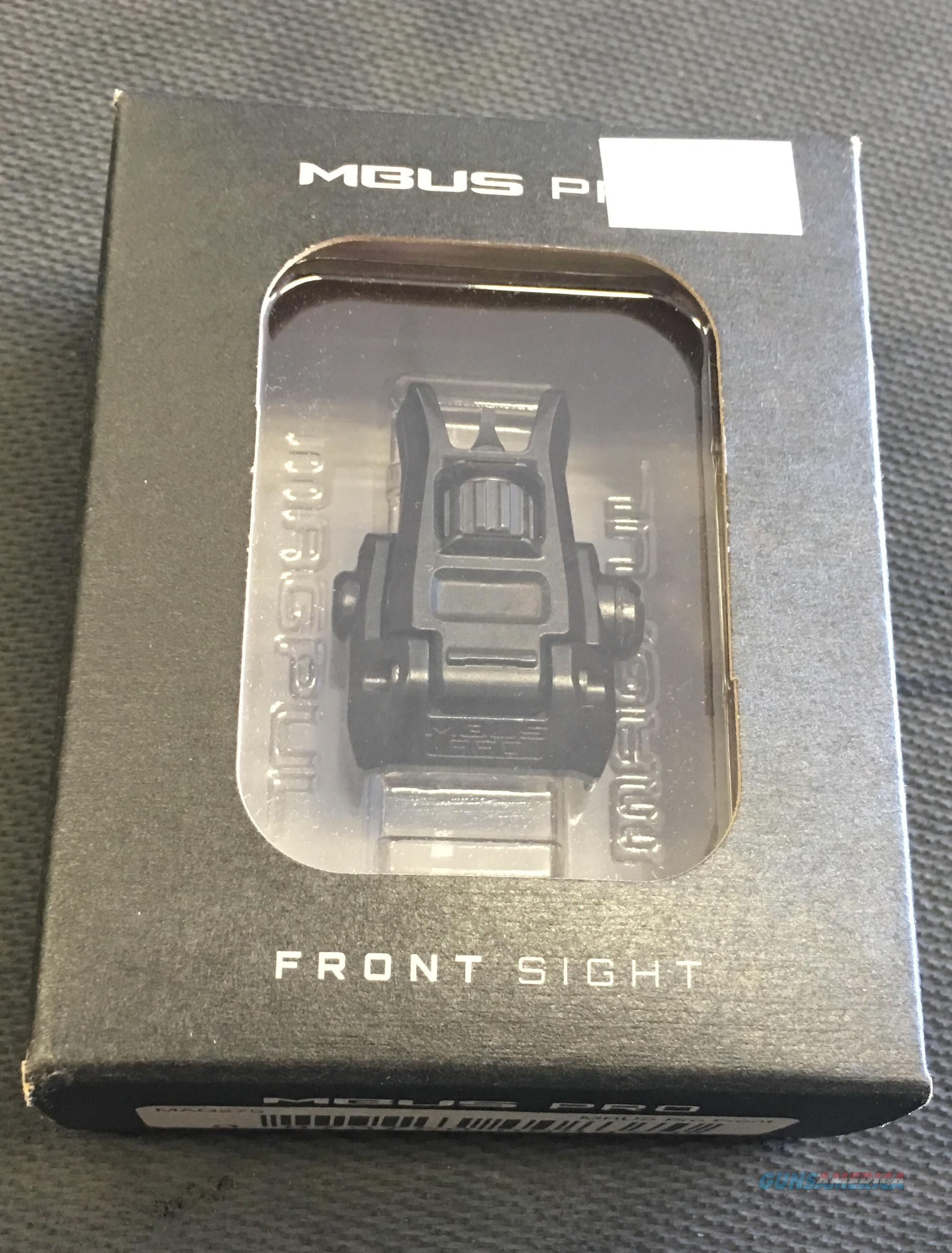Magpul MBUS PRO Front Sight NIB NO CC FEES  Non-Guns > Gun Parts > M16-AR15 > Upper Only