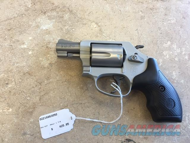 Smith and Wesson 637 .38SPL NO CC FEES  Guns > Pistols > Smith & Wesson Revolvers > Pocket Pistols