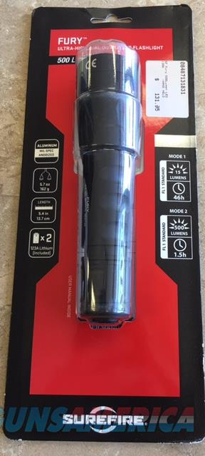 Surefire Fury Dual Output LED NIB NO CC FEES   Non-Guns > Lights > Surefire Flashlights