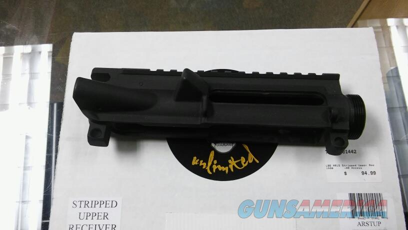 LBE AR-15 Stripped Upper BLK NIB NO CC FEES AR15  Non-Guns > Gun Parts > M16-AR15 > Upper Only