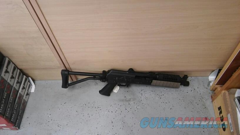 "BHI AK 47 PAP M92PV 10"" 7.62x39 SBR NFA Class 3 ITEM NIB NO CC FEES  Guns > Rifles > Zastava Arms"