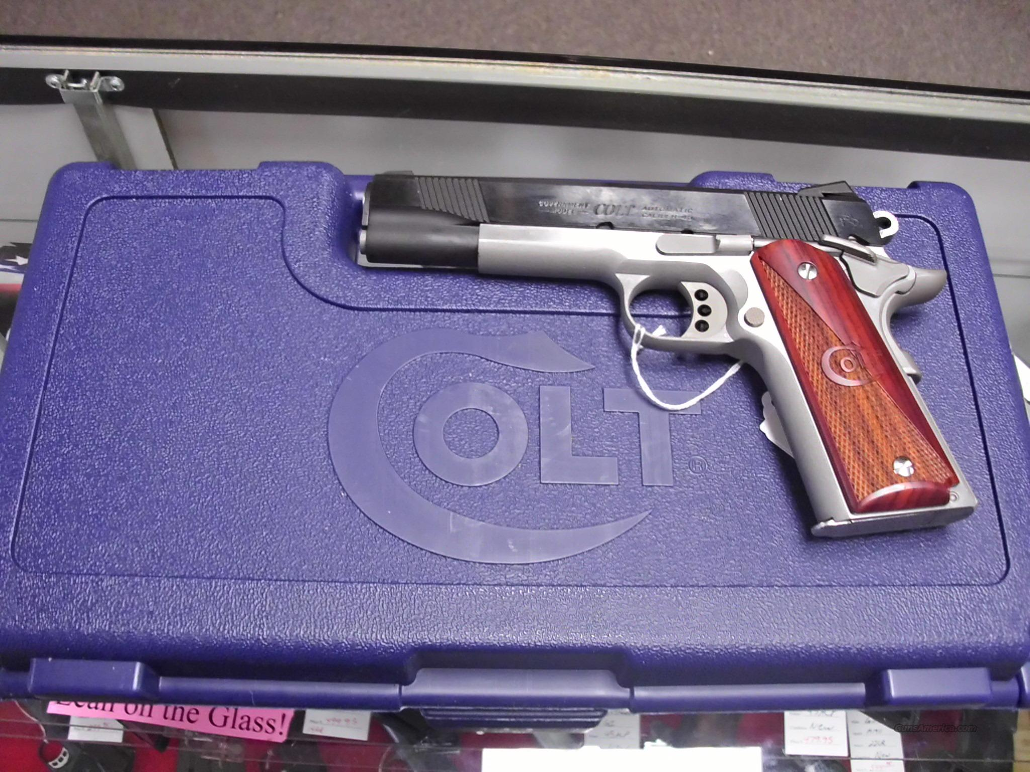 Colt Combat Elite Model 08011XSE 45ACP NEW   Guns > Pistols > Colt Automatic Pistols (1911 & Var)