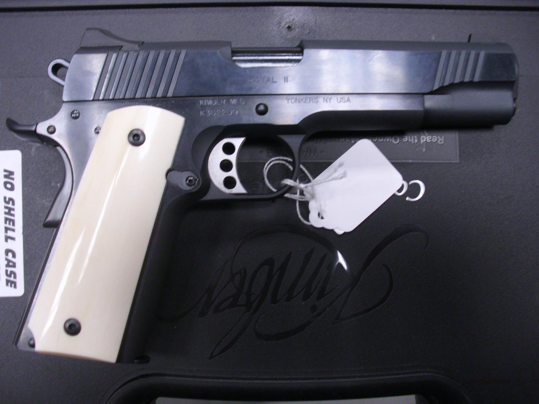 Kimber Royal II .45 ACP New  Guns > Pistols > Kimber of America Pistols