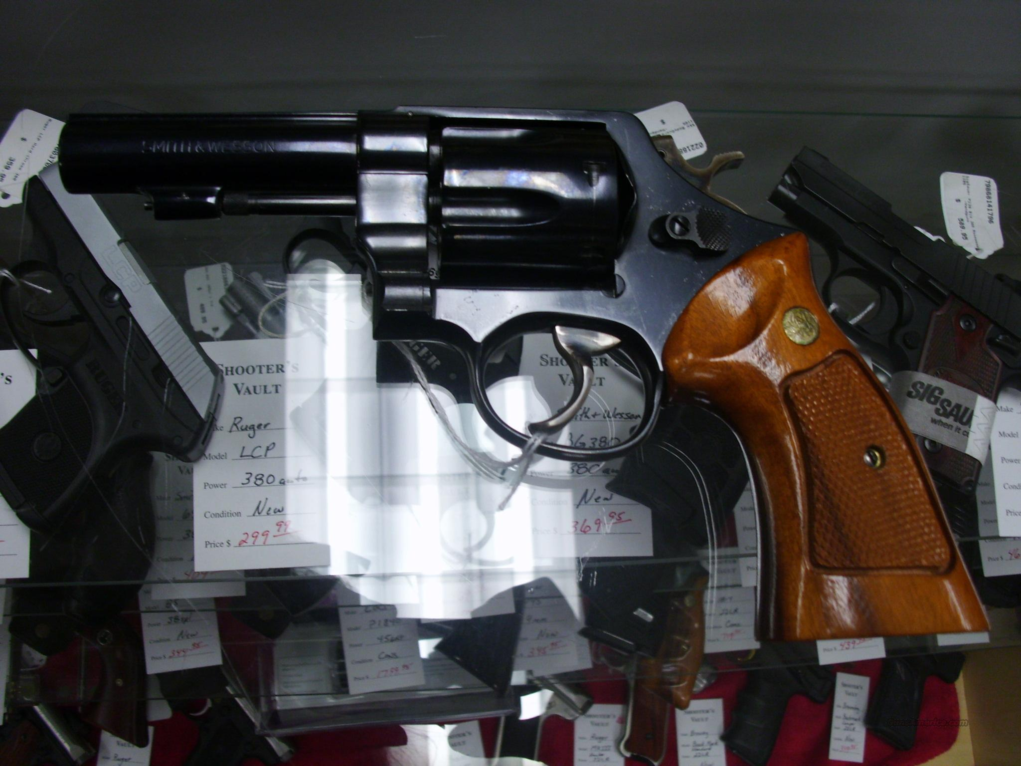 Smith & Wesson Mod 58. 41mag Used   Guns > Pistols > Smith & Wesson Revolvers > Full Frame Revolver