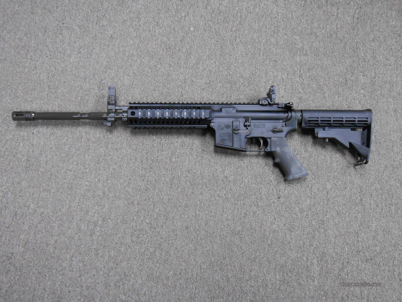 Colt LE6940 AR15 5.56 Blk NIB! No CC Fees!   Guns > Rifles > Colt Military/Tactical Rifles