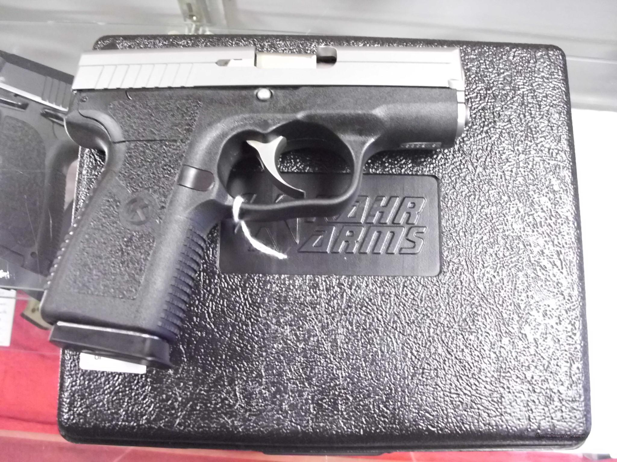 Kahr PM45 Two Tone 45ACP NEW   Guns > Pistols > Kahr Pistols