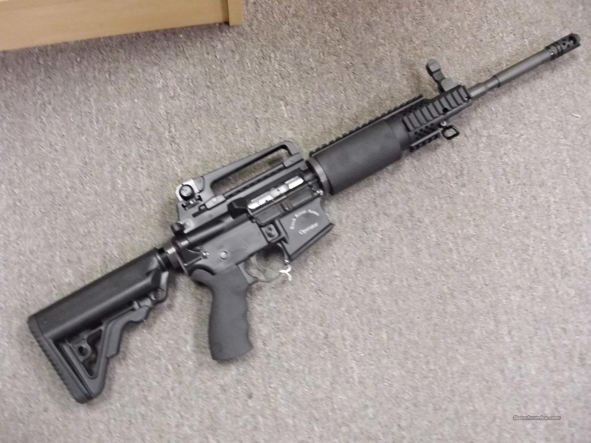 Rock River Arms Entry Operator 2 5.56 AR15 NEW   Guns > Rifles > Rock River Arms Rifles