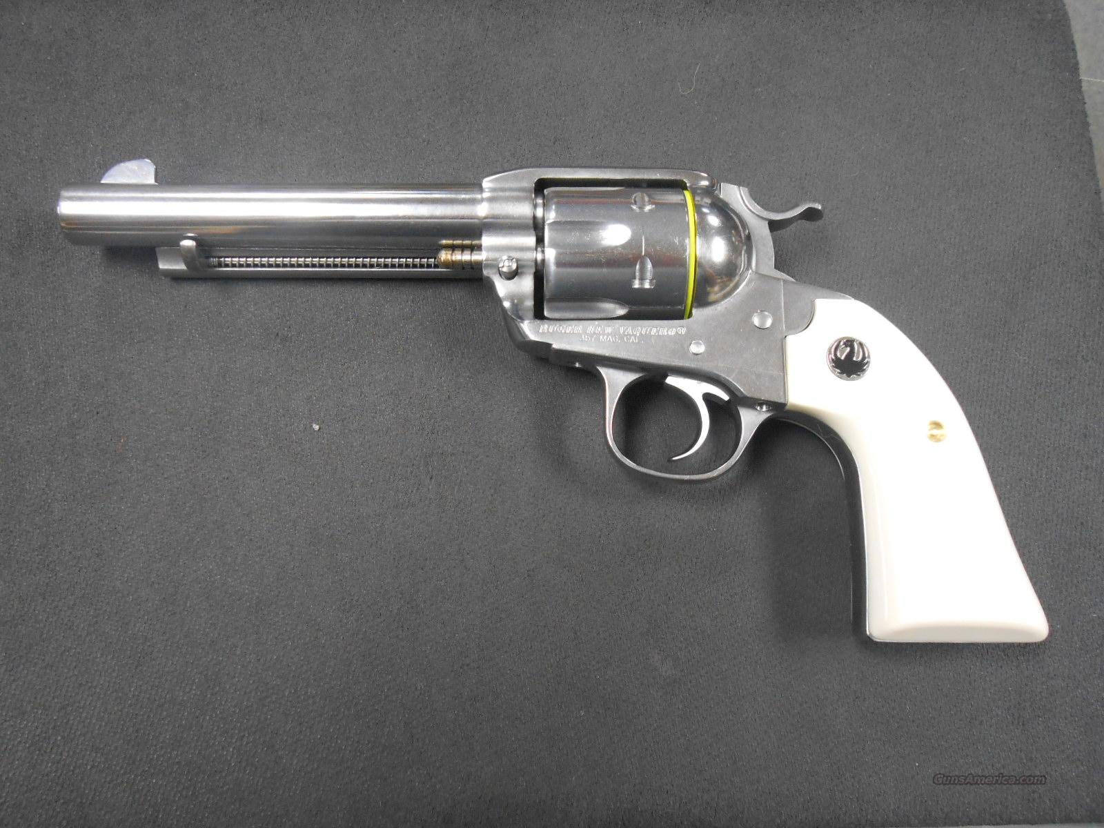 Ruger Vaquero .357mag SS 05130 357  Guns > Pistols > Ruger Single Action Revolvers > Cowboy Action
