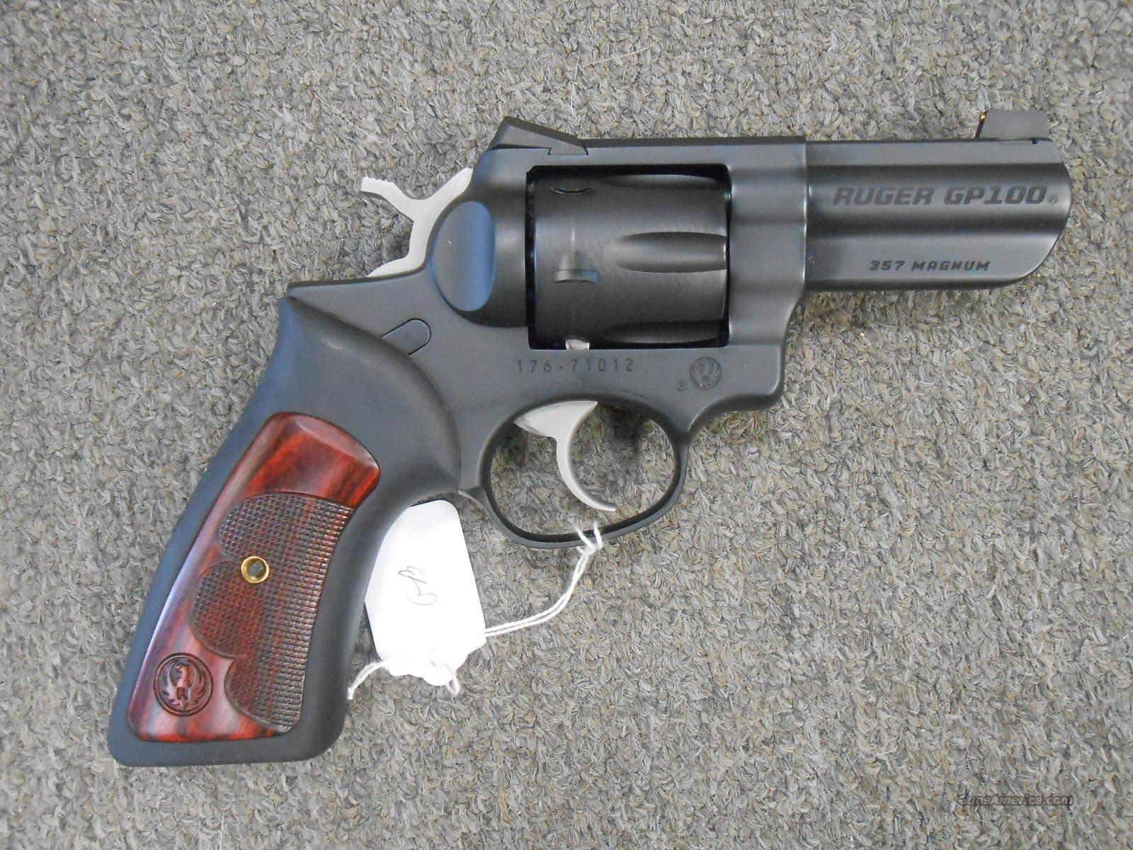 Ruger GP100 Wiley Clapp Edition 357mag 01753  Guns > Pistols > Ruger Double Action Revolver > SP101 Type