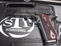 STI International Spartan V 45ACP NEW   Guns > Pistols > STI Pistols